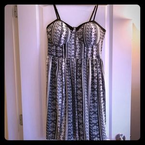MUST GO! NWT strappy dress size 14